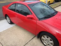 2001 Honda Civic Coupe Overview