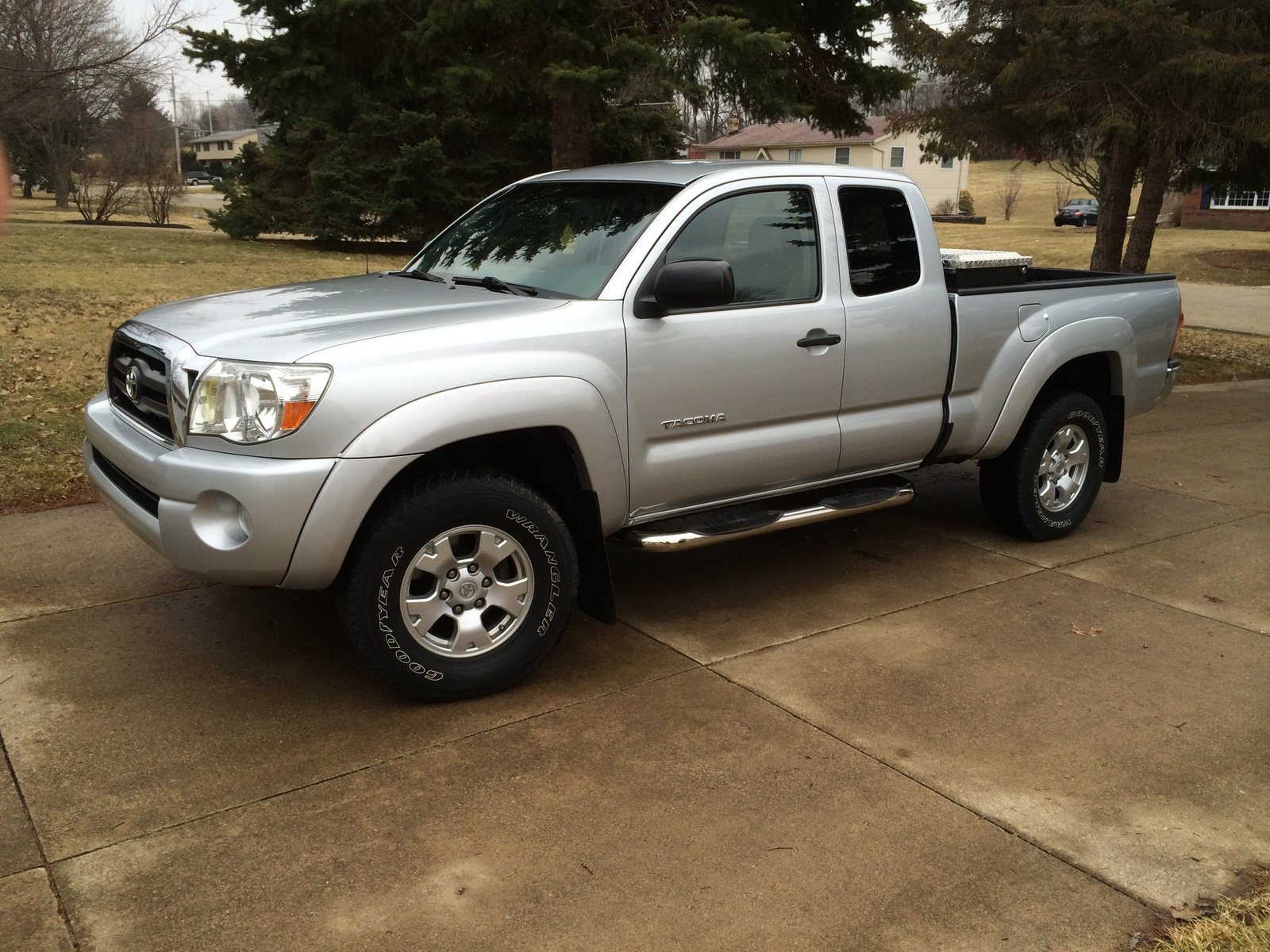2005 Toyota Tacoma X Runner Access Cab Reviews >> 2008 Toyota Tacoma - Pictures - CarGurus