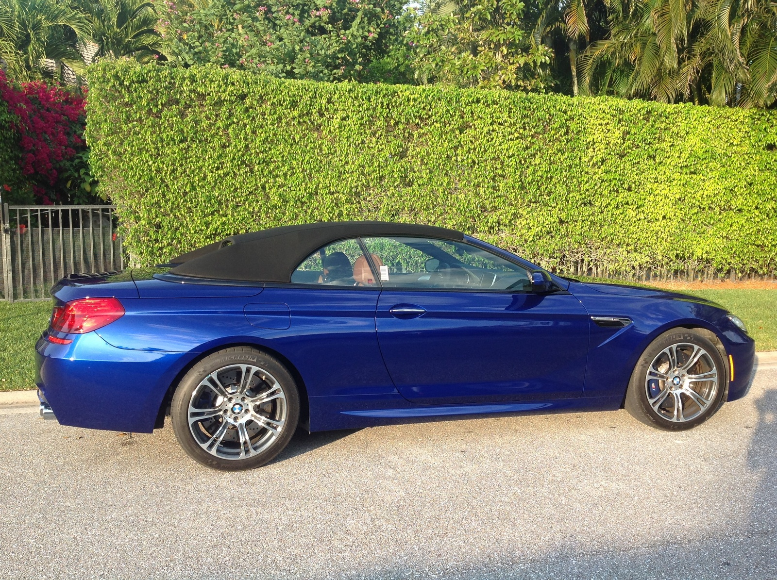 Picture of 2014 BMW M6 Convertible