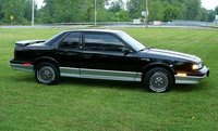 1986 Oldsmobile Cutlass Ciera Overview