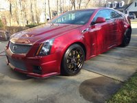 Picture of 2012 Cadillac CTS-V Coupe RWD, gallery_worthy
