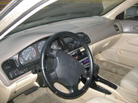 1994 Honda Accord EX Coupe picture, interior