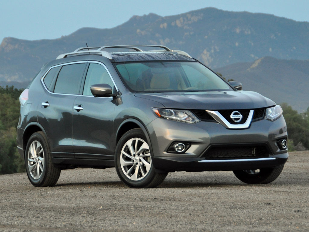 Nissan Rogue Select >> 2014 Nissan Rogue - Test Drive Review - CarGurus