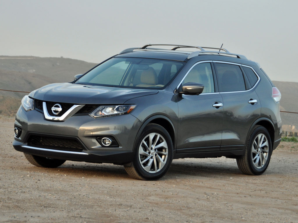 New 2015 Nissan Rogue For Sale - CarGurus
