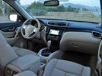 2014 Nissan Rogue SV w/ SL, 2014 Nissan Rogue dashboard, interior