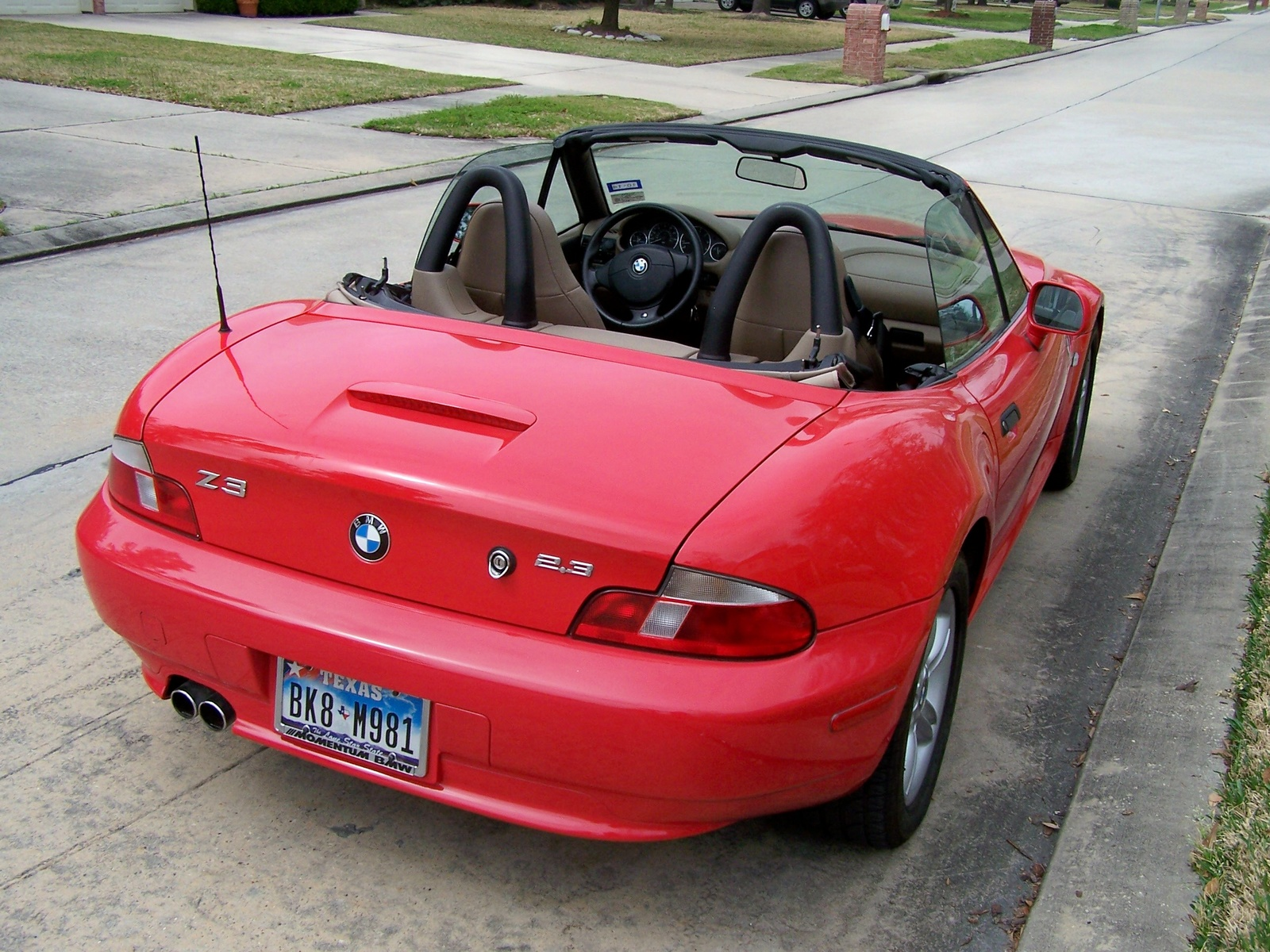 2000 Bmw Z3 Overview Cargurus