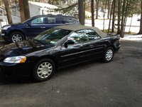 Picture of 2003 Chrysler Sebring LX Convertible, exterior