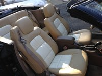 Picture of 2003 Chrysler Sebring LX Convertible, interior, gallery_worthy
