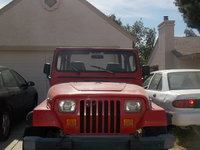 Picture of 1994 Jeep Wrangler S, exterior, gallery_worthy