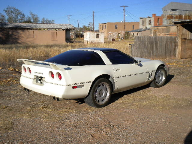 Chevrolet Corvette Questions How Can I Find Info About My 1985