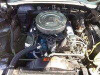 Picture of 1968 Ford Thunderbird, engine