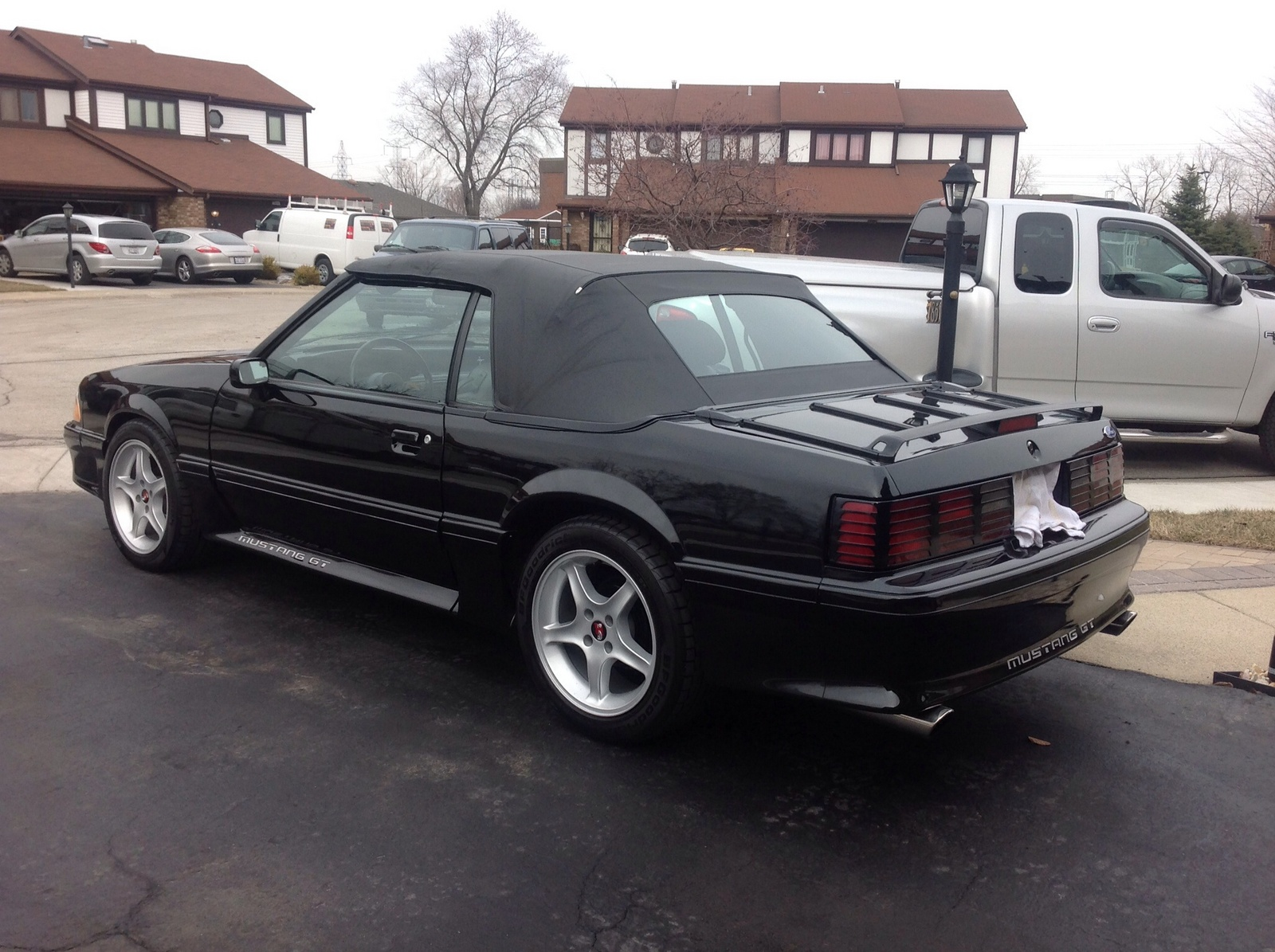 1989 ford mustang overview cargurus. Black Bedroom Furniture Sets. Home Design Ideas