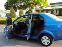 Picture of 2006 Chevrolet Aveo LS, interior
