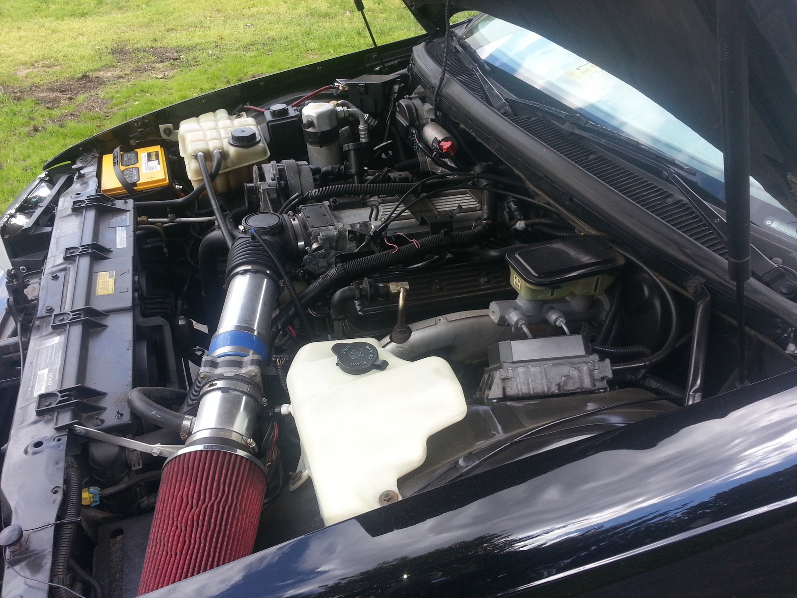 Picture of 1994 Chevrolet Impala 4 Dr SS Sedan, engine