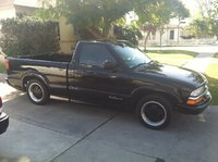 Picture of 2000 Chevrolet S-10 2 Dr LS Xtreme Standard Cab SB, exterior, gallery_worthy