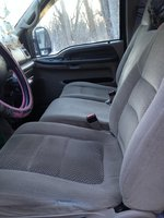 Picture of 2001 Ford F-250 Super Duty XLT 4WD LB, interior