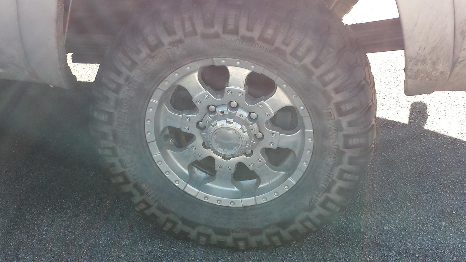 Silverado 1500HD