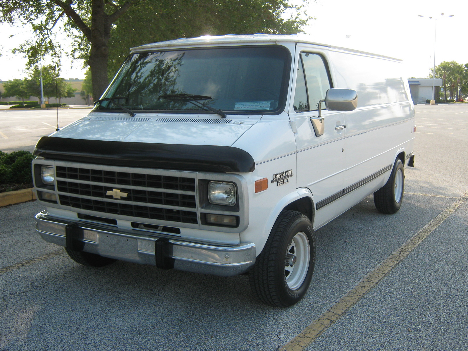 1995 chevrolet chevy van overview cargurus. Black Bedroom Furniture Sets. Home Design Ideas