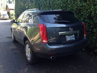 Picture of 2010 Cadillac SRX Luxury AWD, exterior