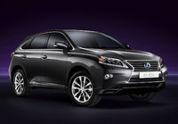 2015 Lexus RX 450h Picture Gallery