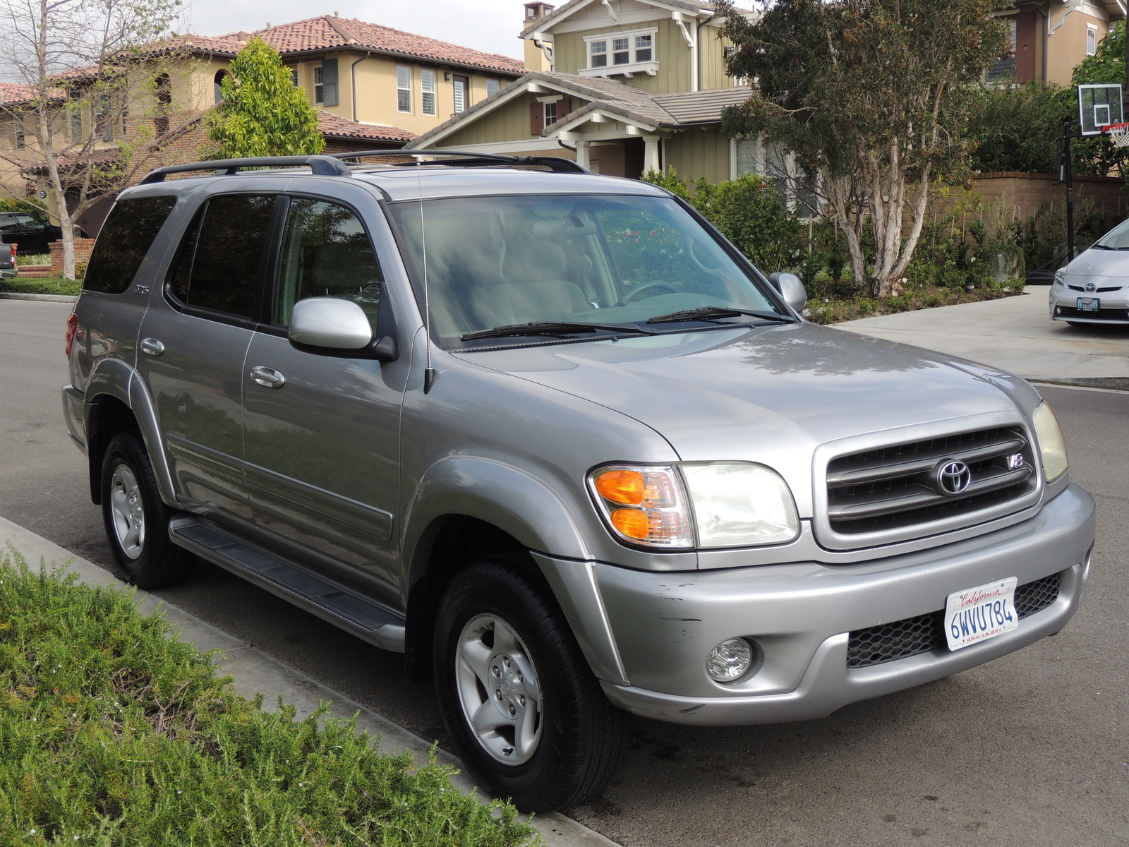 2004 toyota sequoia parts manual