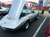 Picture of 1974 Chevrolet Corvette 2 Dr STD Convertible, exterior, engine