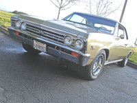 1967 Chevrolet Chevelle Overview