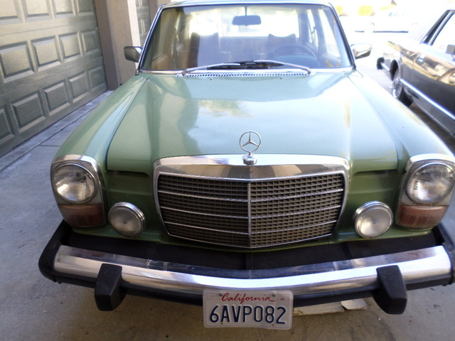 1974 Mercedes-Benz 280 - Pictures - CarGurus