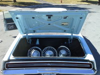 1968 Ford Thunderbird picture, interior