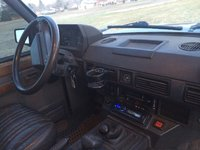 Picture of 1988 Land Rover Range Rover 4WD, interior, gallery_worthy