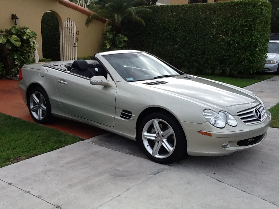 2003 mercedes benz sl class pictures cargurus. Black Bedroom Furniture Sets. Home Design Ideas