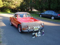 1973 Volkswagen Karmann Ghia Overview