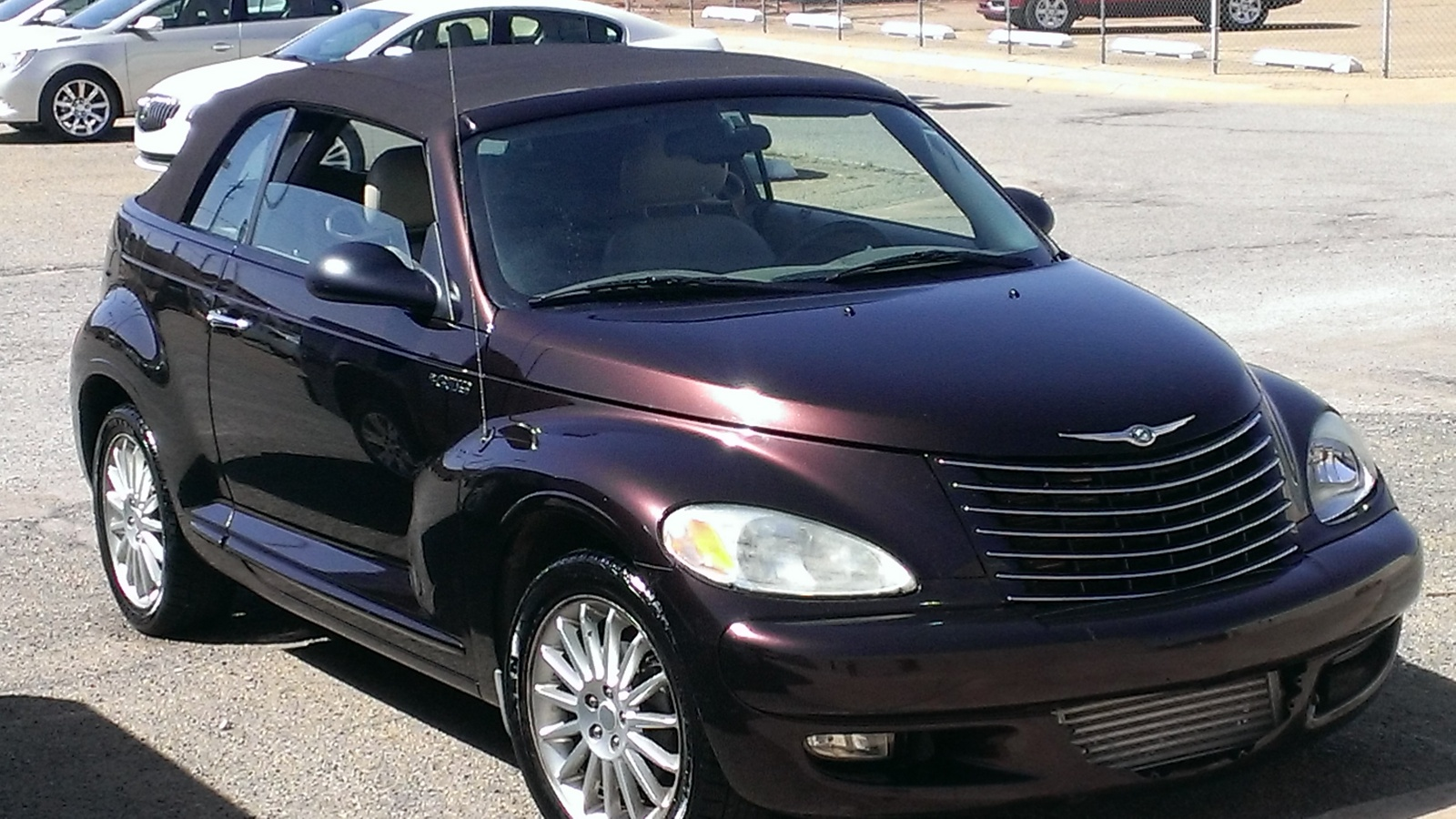 Toyota Dealers Near Me >> 2005 Chrysler PT Cruiser - Pictures - CarGurus