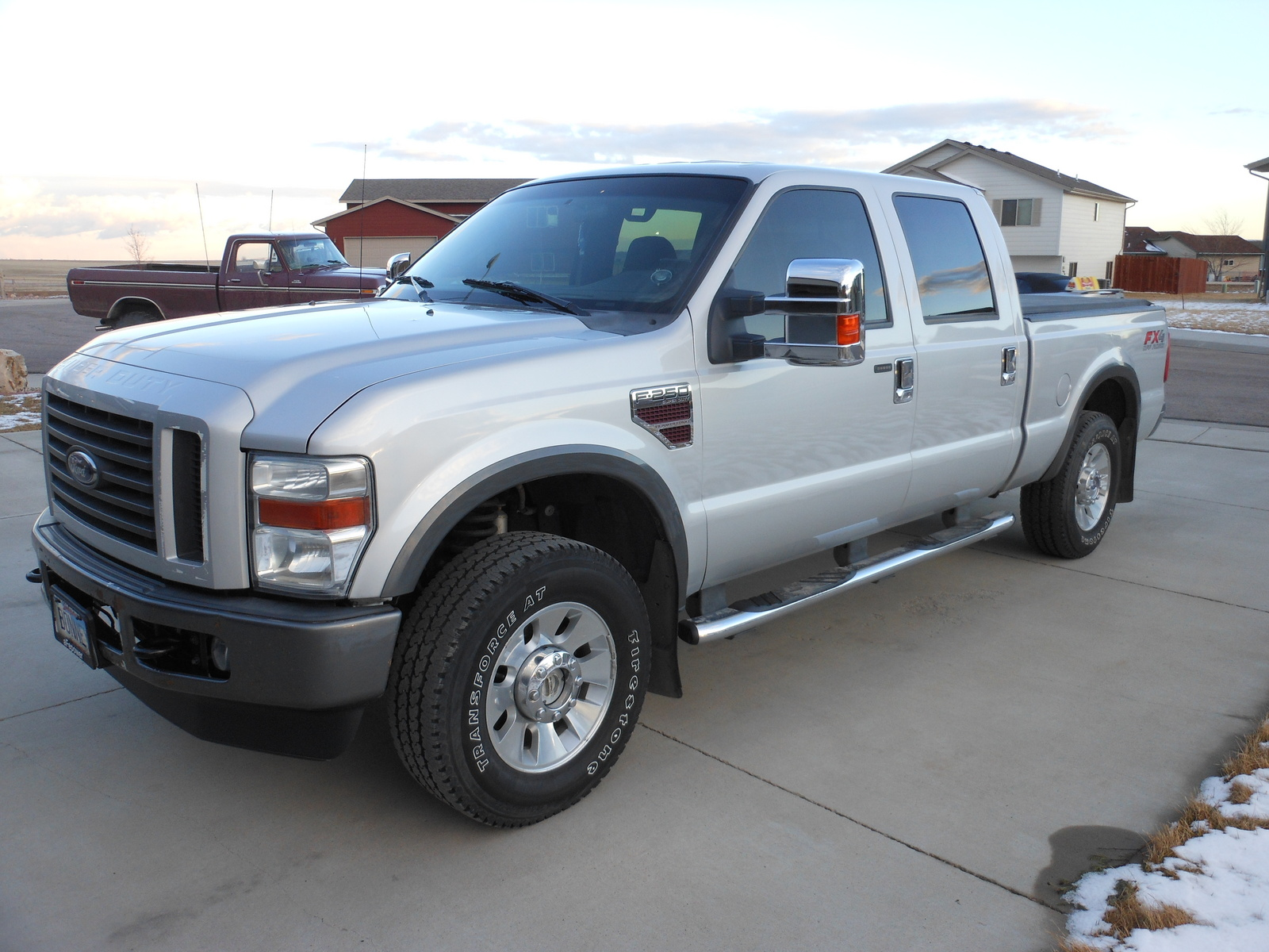 Picture Of 2008 Ford F