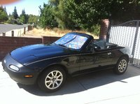 1995 Mazda MX-5 Miata Base, Picture of 1995 Mazda MX-5 Miata 2 Dr STD Convertible, exterior