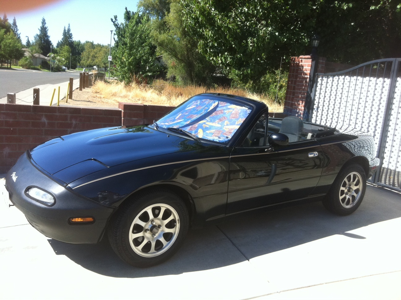 Picture of 1995 Mazda MX-5 Miata 2 Dr STD Convertible