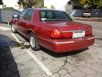 Picture of 1999 Mercury Grand Marquis 4 Dr GS Sedan, exterior