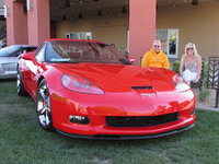 Picture of 2010 Chevrolet Corvette Grand Sport 4LT, exterior