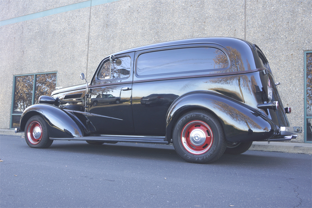Picture of 1937 Chevrolet Panel Truck Base