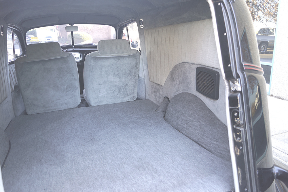 Picture of 1937 Chevrolet Panel Truck Base, interior