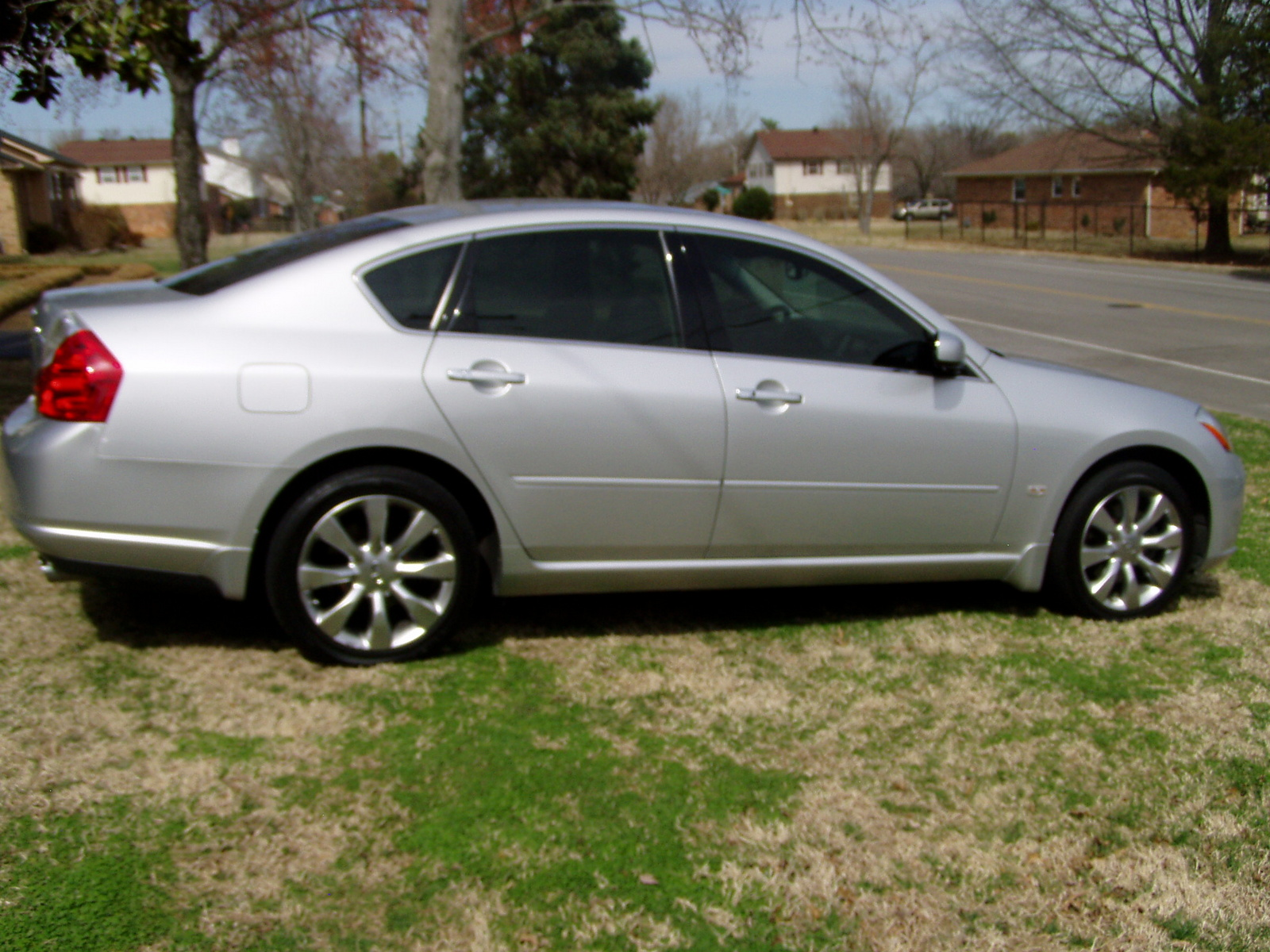 Picture of 2007 infiniti m35 4 dr awd exterior - Picture Of 2007 Infiniti M35 4 Dr Awd Exterior