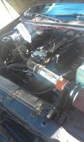 1994 Chevrolet Caprice LS picture, engine