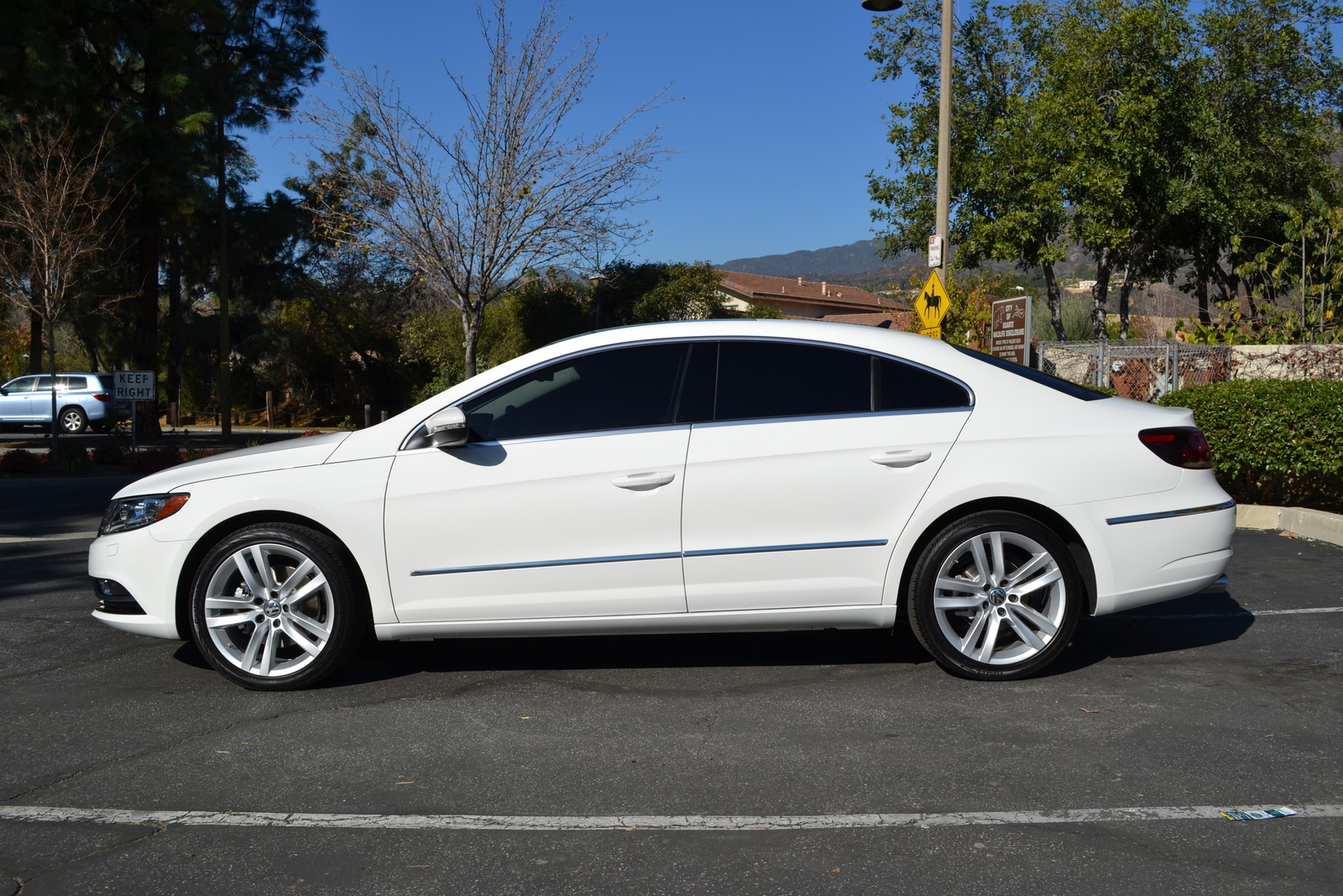 2014 Volkswagen CC Executive picture