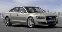 2015 Audi A8 Overview