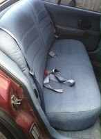 Picture of 1999 Chevrolet Lumina 4 Dr LTZ Sedan, interior