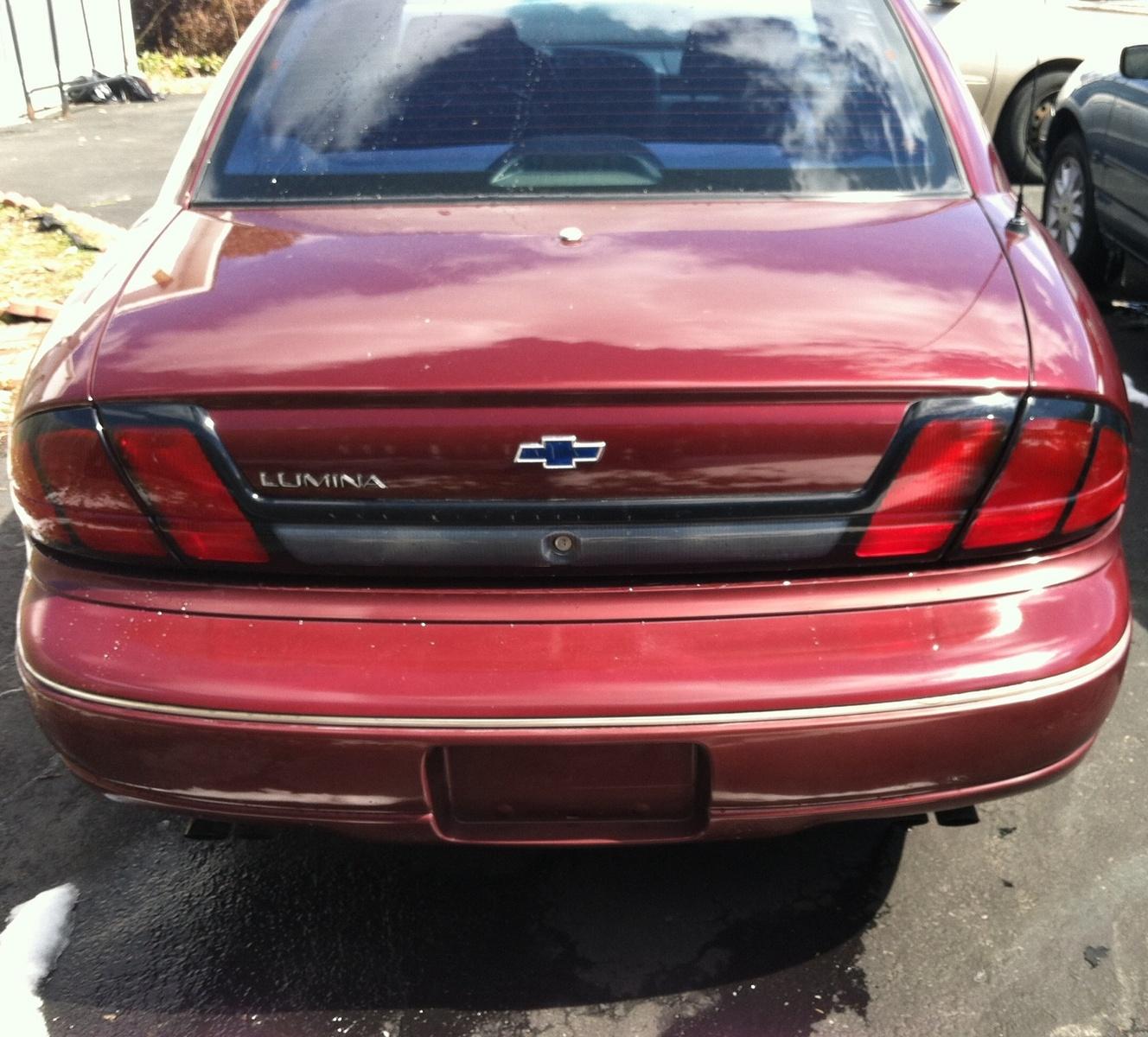 1999 Chevrolet Lumina Sedan Related Infomation