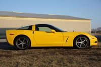 Picture of 2012 Chevrolet Corvette Coupe 3LT, exterior