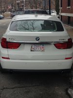 Picture of 2012 BMW 5 Series Gran Turismo 535i xDrive, exterior