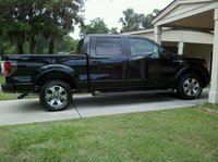 Picture of 2012 Ford F-150 FX2 SuperCrew 5.5ft Bed, exterior