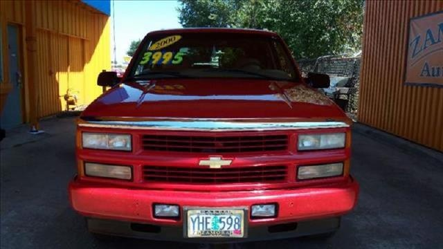 2000 Chevrolet Tahoe Limited/Z71 picture